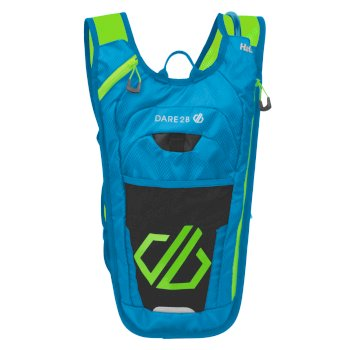 Sac De Sport Technique Hydrofuge 2L Unisexe VITE II Atlantic Blue Jasmine Green