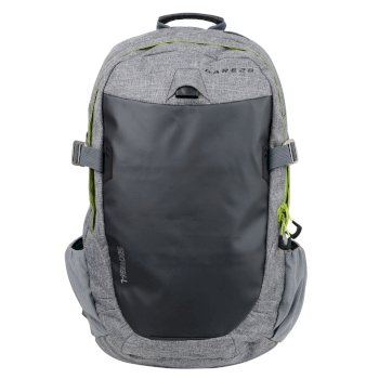 Krosfire 16 Litre Rucksack Grey Marl Electric Lime
