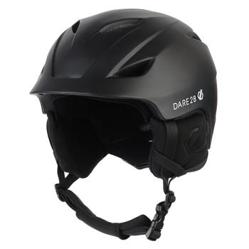 Adult's Glaciate Helmet Black