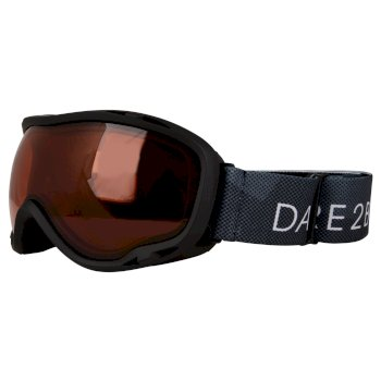 Adults Velose II Ski Goggles Black