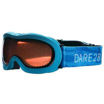 Kids' Velose II Ski Goggles Atlantic Blue