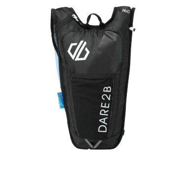 Vite III Hydro Pack  Black White