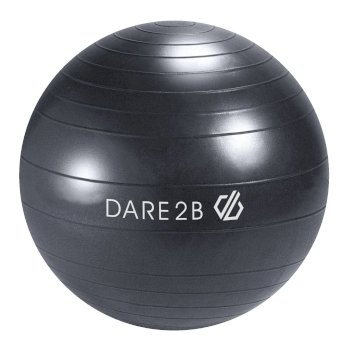 Fitness Ball 55cm Ebony Grey