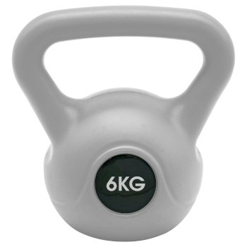 Kettle Musculation 6kg  Gris