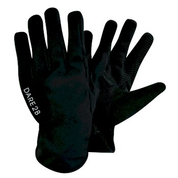 Pertinent Softshell Gloves Black