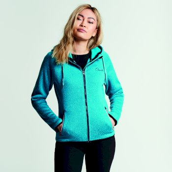 Sweat Vanity Sweater Aqua