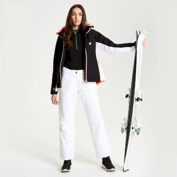 Women's Freeform Half Zip Lightweight Fleece Black
