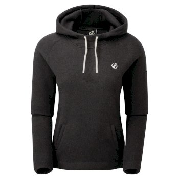 Women's Initiative Hooded Fleece Black