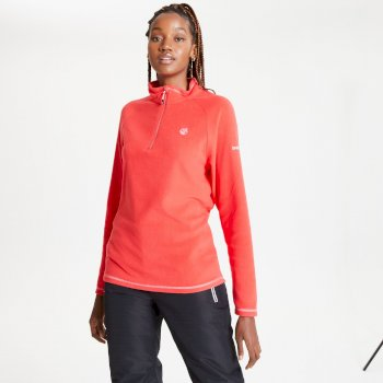 Women's Freeform II Half Zip Fleece Seville Red