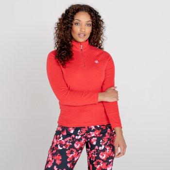 Women's Freeform II Lightweight Fleece Lollipop Red