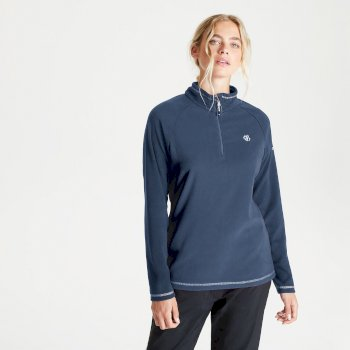 Women's Freeform II Half Zip Fleece Dark Denim