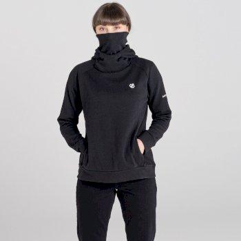 Women's Safe Side Hooded Fleece Black