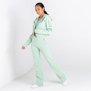 Women's Lounge About Cropped Hoodie Soft Jade
