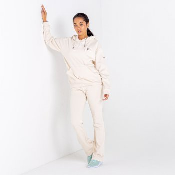 Women's Lounge About Overhead Hoodie Barley White Marl