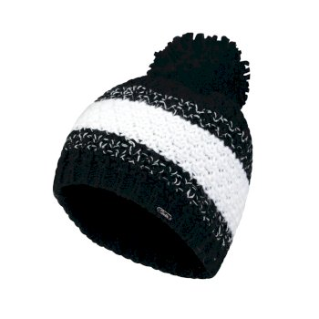 Chapeau Gleam Beanie Black/White