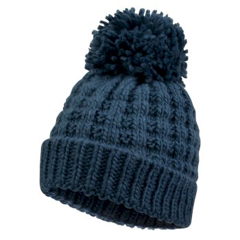 Women's Convoke Bobble Hat Blue Wing