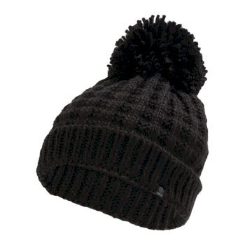 Women's Convoke Bobble Hat Black