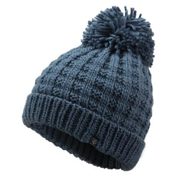 Women's Convoke Bobble Hat Dark Denim