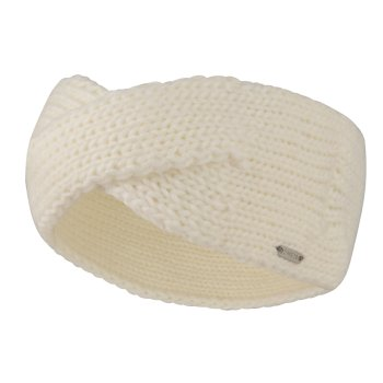 Women's Persona Knitted Headband White
