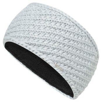 Women's Persona II Fleece Lined Knit Headband Argent Grey