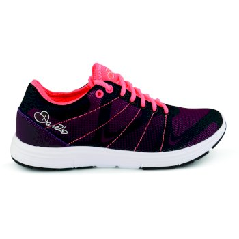 Women's Fuze Trainers Lunar Purple/Neon Pink