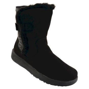Women's Morzine Snow Boots Black