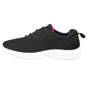 Women's Sprint Lightweight Trainers Black White