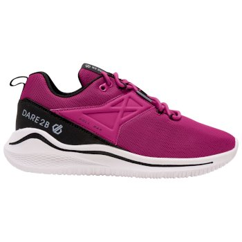 Women's Plyo Lightweight Trainers Active Pink Black