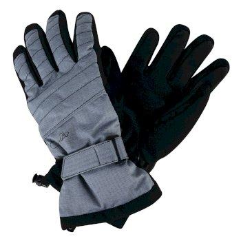 Women's Opus Ski Gloves Mercury Black