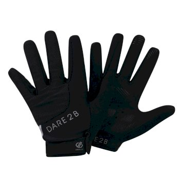 Women's Forcible Cycling Gloves Black
