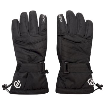 Women's Acute Waterproof Ski Gloves Black