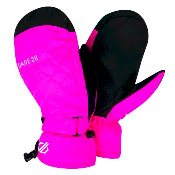 Women's Dignity Mitts Cyber Pink