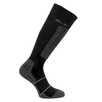 Chaussettes Wms Cont II Sock Noir