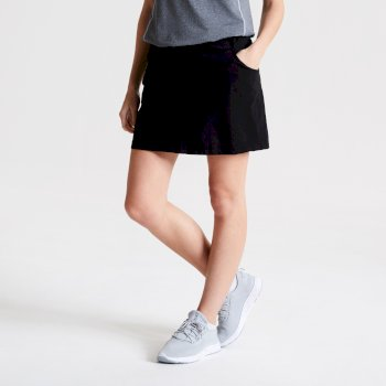 Women's Melodic Skort Black