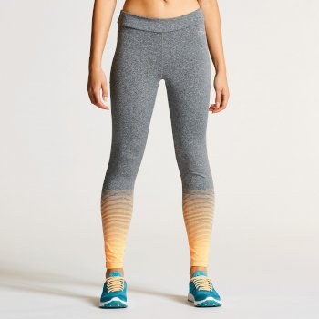 Pantalon Fragment Tight Orange Burst