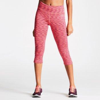 Pantalon Eclectic 3/4 Tght Lunar Purple