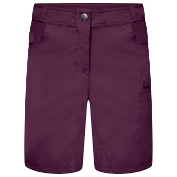 Women's Melodic II Multi Pocket Walking Shorts Lunar Purple
