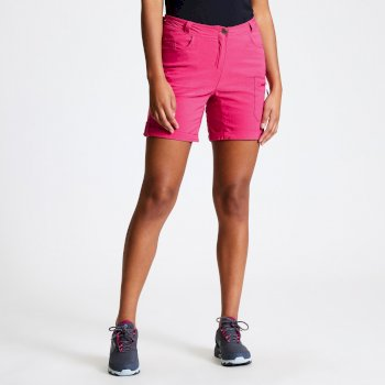 Women's Melodic II Multi Pocket Walking Shorts Active Pink