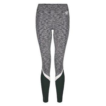Women's Regenerate Printed Leggings  Black