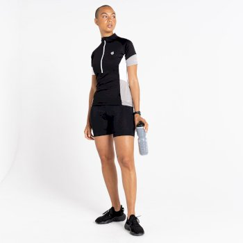 Women's Habit Foam Insert Cycling Shorts Black