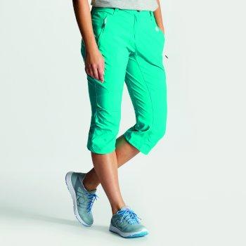Women's Melodic II 43558 Length Walking Trousers Caribbean Green