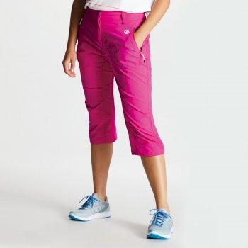 Women's Melodic II 43558 Length Walking Trousers Cyber Pink