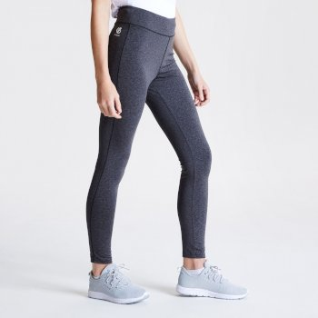 The Laura Whitmore Edit - Influential Leggings Charcoal Grey Marl