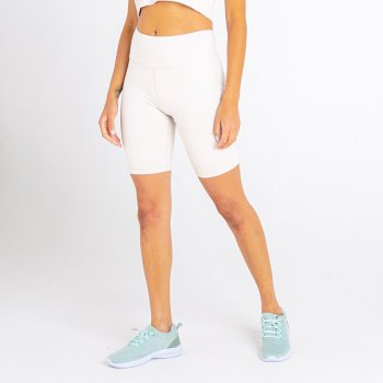 Women's Lounge About Shorts Barley White