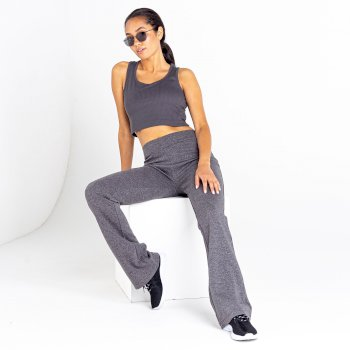 Women's Lounge About Joggers Charcoal Grey Marl