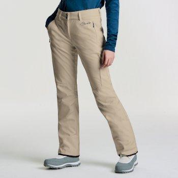 Women's Rarity Luxe Softshell Ski Pants Macchiato
