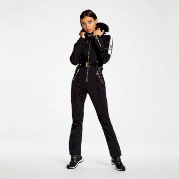 Dare 2B x Julien Macdonald - Women's Grandeur Ski Suit Black