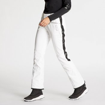 Dare 2B x Julien Macdonald - Women's Ladyship Ski Pants Blanc