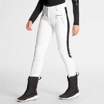 Dare 2B x Julien Macdonald - Women's Prominency Ski Pants Blanc