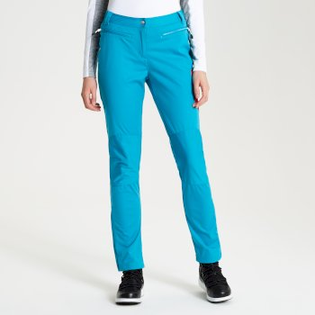 Pantalon technique Femme APPENDED Bleu